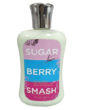 Bath And Body Works Sugar Berry Smash Body Lotion 236Ml