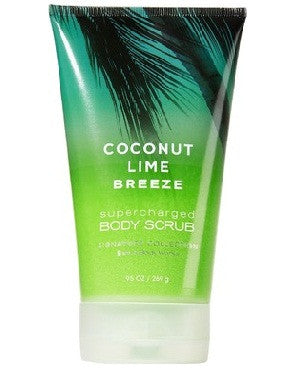 Bath And Body Works Supercharged Body - Coconut Lime Breeze 269Gm