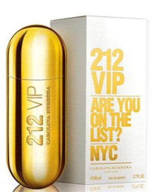 Carolina Herrera 212 VIP Women Edp 80 ml.