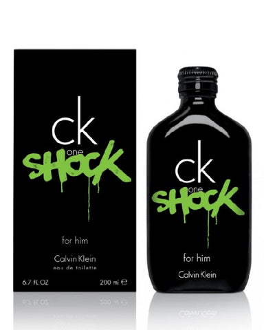 Ck One Shock Men  Edt 200 ml.(HIM)