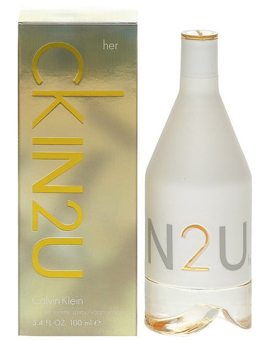 Ck In 2 U Women Edt 50 Ml.