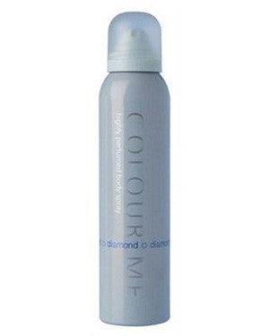 Colour Me Body Spray (Diamond) (150Ml)-Women
