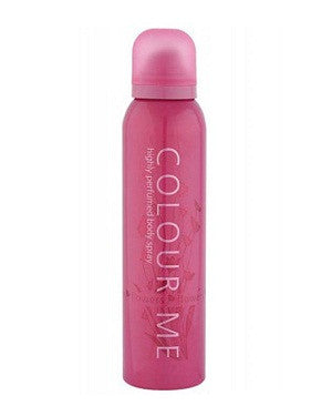 Colour Me Body Spray (Flowers) (150Ml)-Women