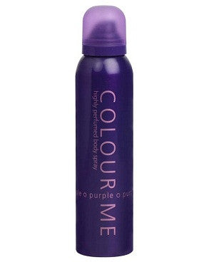 Colour Me Body Spray (Purple) (150Ml)-Women