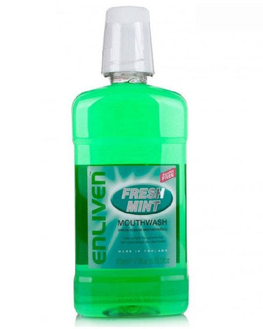 Enliven Fresh Minit Mouth Wash-Unisex