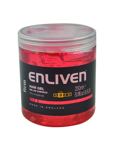 Enliven Men Hair Gel Firm Hold -M/250Ml-M/250Ml