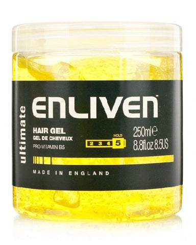 Enliven Ultimate Hold Hair Gel-M/250Ml