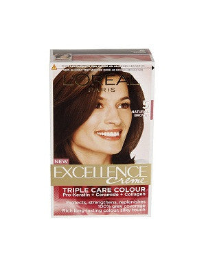 L'Oreal Paris Excellence Creame-Brown 5
