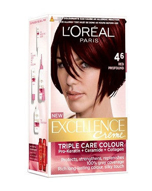 L'Oreal Paris Excellence Creame-Red Profound 46