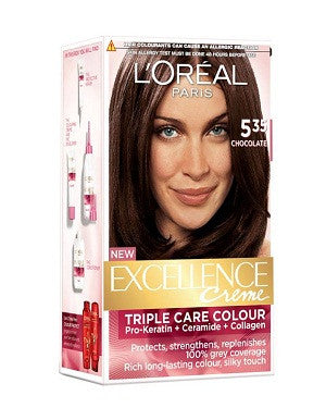 L'Oreal Paris Excellence Creame-Chocolate 5.35