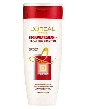L'Oreal Paris Total Repair 5 Shampoo (175Ml)