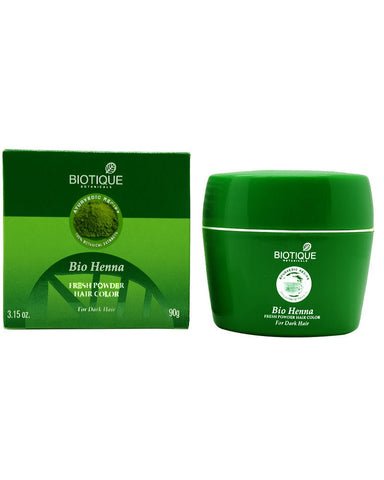 Biotique Bio Henna Fresh Powder Hair Color (90Gm)