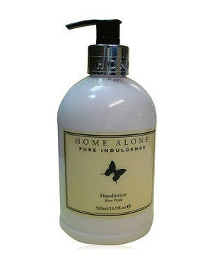 HOME ALONE ROSE PETAL HAND LOTION