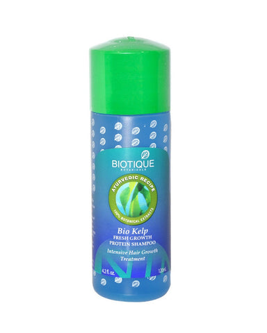 Biotique Bio Kelp Fresh Growth Protein Shampoo (120Ml)