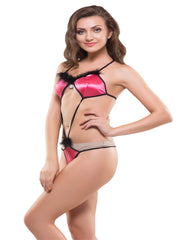 Eva Paris-Single Fancy Pink Night Wear-K75-3369