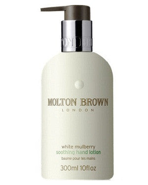 Molton Brown White Mulberry Soothing Hand Lotion Unisex