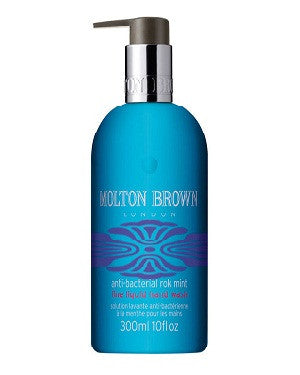 Molton Brown Anti-Bacterial Rok Mint Fine Liquid Handwash Unisex