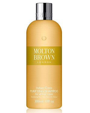 Molton Brown Indian Cress Purifying Shampoo Unisex
