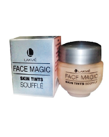 Lakme Face Magic - Daily Wear  Natural Pearl Souffl