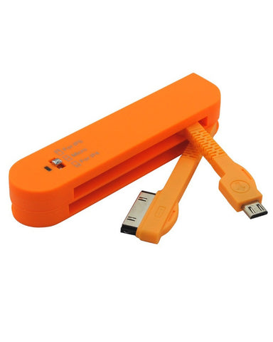 Multi Usb Connector-Orange