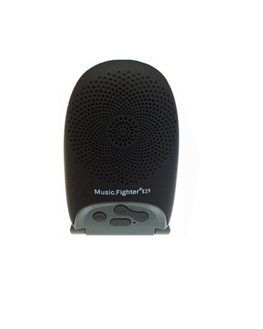 Music Fighter-K29 Bluetooth Portable Speaker,Black
