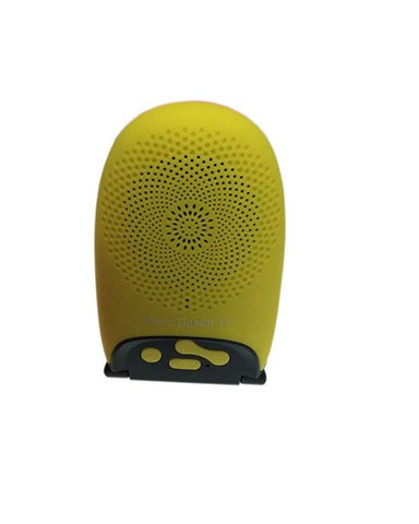 Music Fighter-K29 Bluetooth Portable Speaker,Yellow
