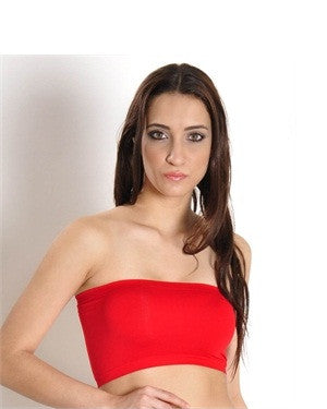 K66-2389 Red Tube Top