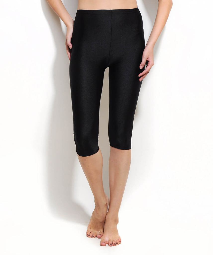 K69-990 Black 3/4 Legging