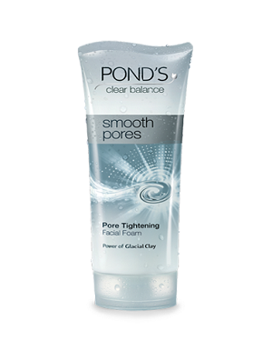Ponds Smooth Pores Facial Foam
