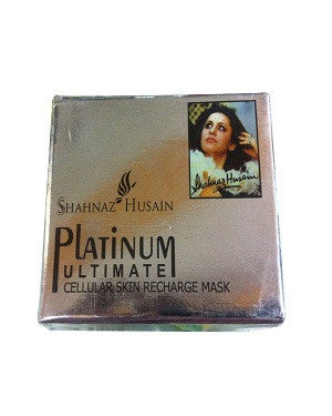 Shahnaz Husain Platinum Ultimate Cellular Skin Recharge Serum 40Ml