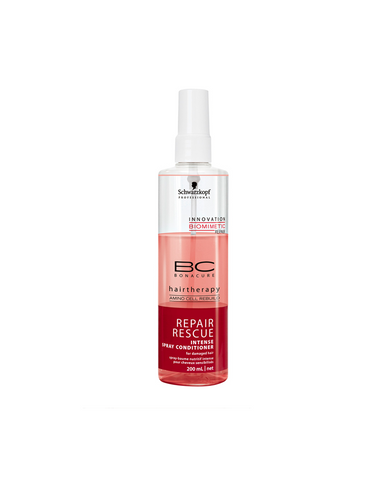 Schwarzkopf Professional Bc Bonacure Hair Therapy Cell-Perfector Repair Rescue Spary Conditioner For Damage Hair (200Ml)