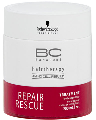 Schwarzkopf Professional Bc Bonacure Hair Therapy Cell-Perfector Repair Rescue Treatment For Damage Hair (200Ml)
