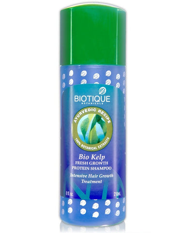 Biotique Bio Kelp Fresh Growth Protein Shampoo (210Ml)