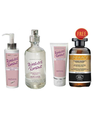 Bottega De Lunga Vita Aroma Skin Care Kit  Buy 3 Get 1 Free