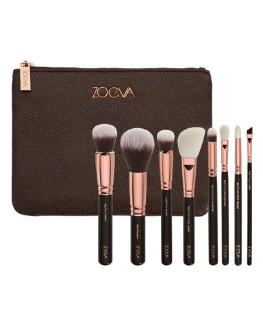 Zoeva Rose Golden Luxury Set (Pack of 8) (Pack of 8)
