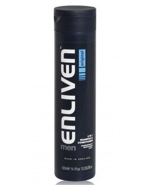 Enliven 2 In 1 Shampoo + Conditioner Original-Men