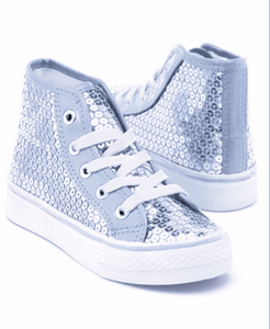 PRE TEEN HIP HOP SEQUIN SHOES