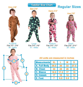 FOOTED CHENILLE ONSIE