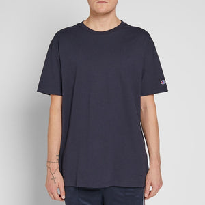 Champion: Basic Tee (Navy)