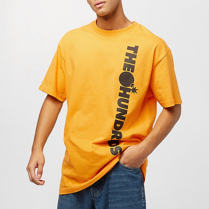 The Hundreds: Bar None T-Shirt (Gold)