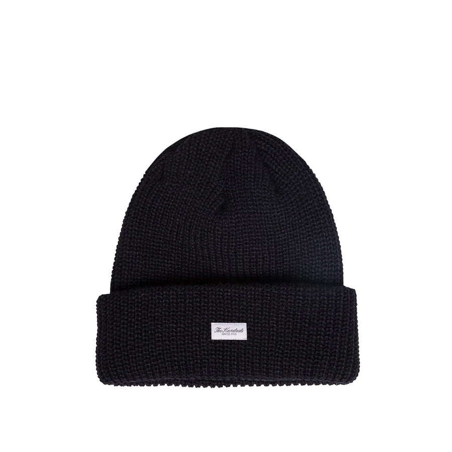 The Hundreds : 2019 Crisp 2 Beanie (Black)