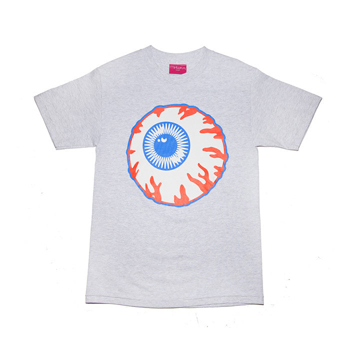 Mishka : Heritage Keep Watch Tee (Ash Heather)