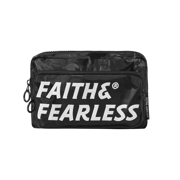 Faith & Fearless : CF Belt Bag (Black)
