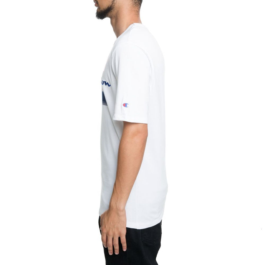 CHAMPION: HERITAGE TEE ROCHESTER USA (WHITE)