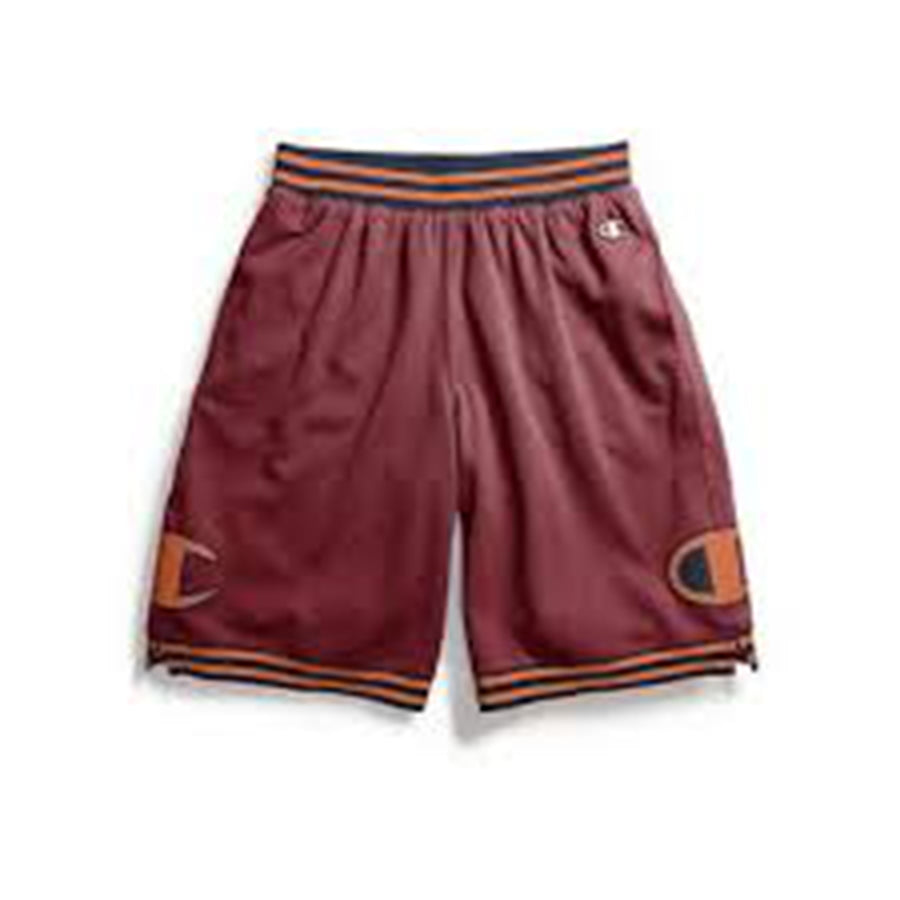 Champion: Men's Rec Mesh Short (Cherry Pie)