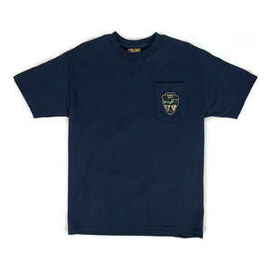 Benny Gold : Road Trip Tee (Navy)