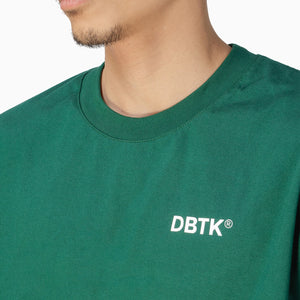 DBTK : LOGO MINI TEE (EDEN GREEN)