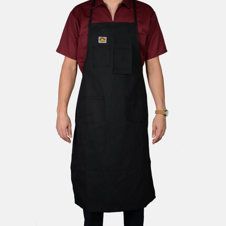 Ben Davis: Printer's Aprons (Black)