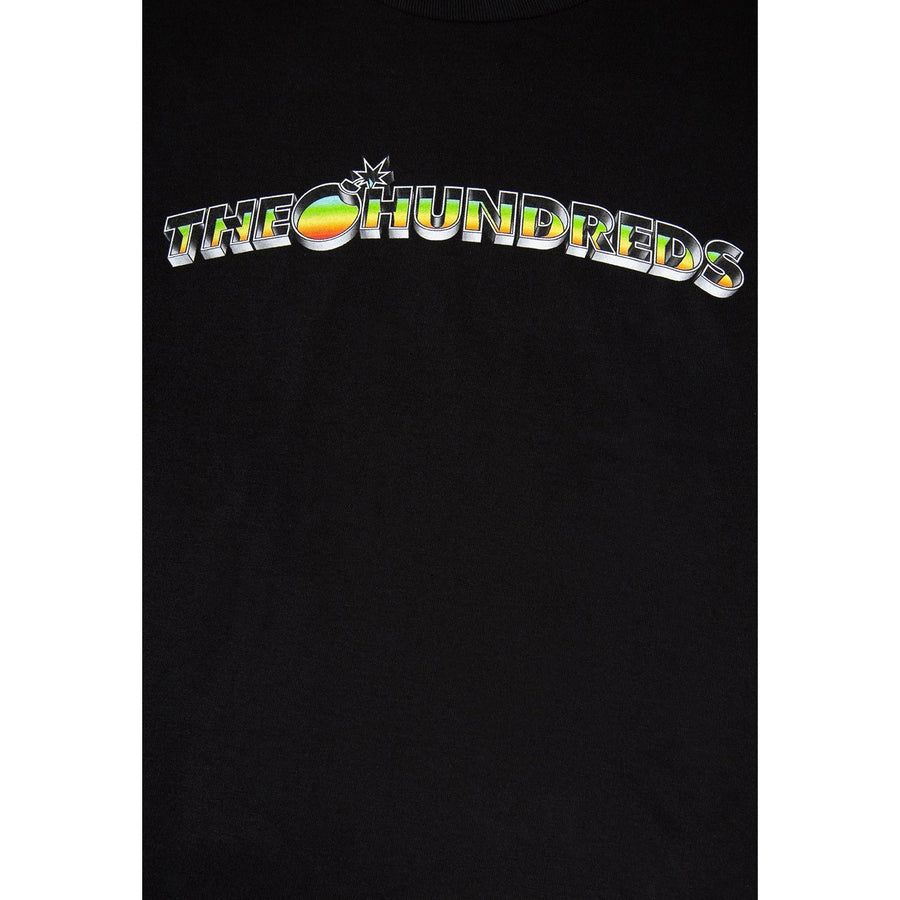 The Hundreds : Beholden Bar T-Shirt (Black)