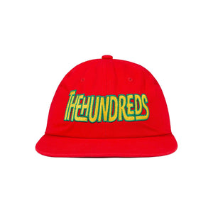 The Hundreds : Bunch Strapback (Red)